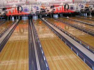 Takto vypadá bowlingová hala v Šantovce