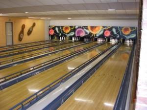 Naše bowlingová dráha