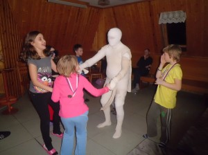 Na disco zavítala i mumie
