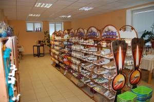 Mají tu i obchod, tkže komu by se nechtělo vyrábět a nebo kdo nemá momentálně čas, tak si tu může svíčky a jiné produkty koupit
